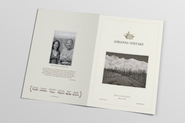 Bifold Adrianna Vineyard