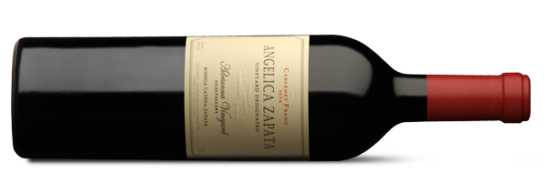 Angelica Zapata Cabernet Franc Vineyard Designated