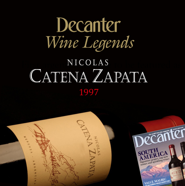 decanter wine legends