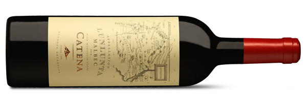 Catena Appellation Lunlunta Malbec